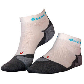 Gococo Light Sport Socks White